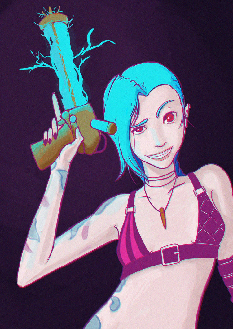 Jinx by ThroneSeeker