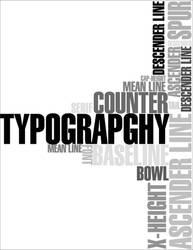 Typography by funkoydssey