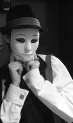 Le Fantome by nijil-xnv