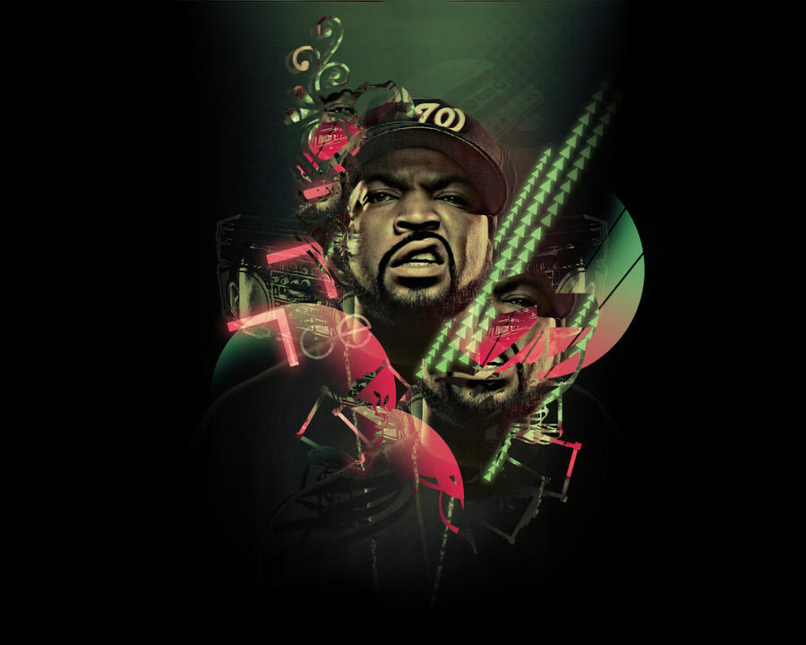 Ice Cube Rapper Wallpaper Ice cube by joannyta
