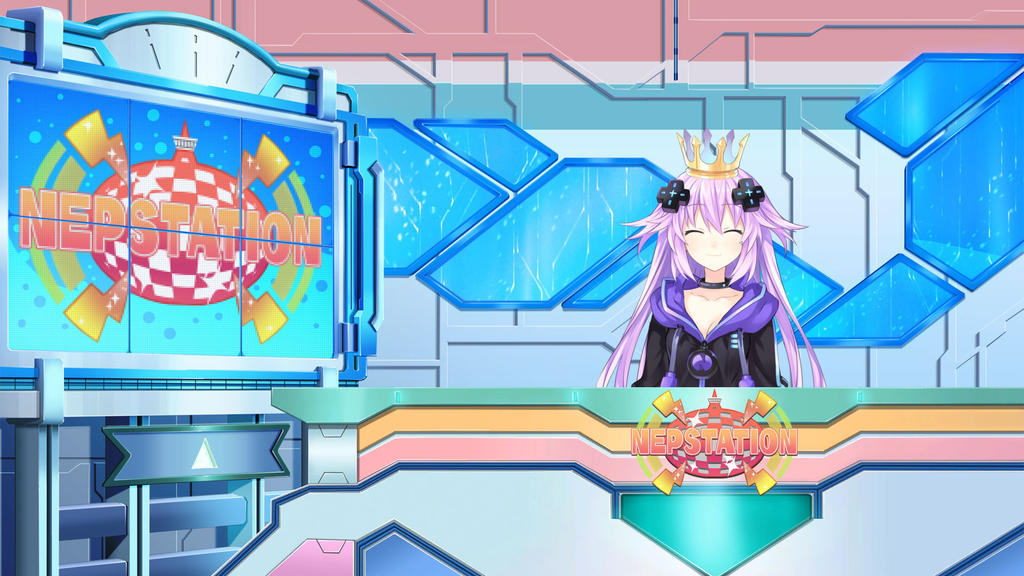 NEPSTATION Quiz Millionep!! With Neptune! by Blue-Eyes3000