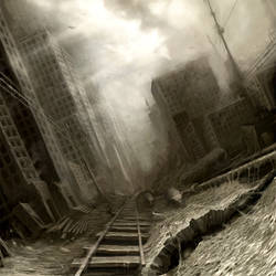 City of decay by Gloom82