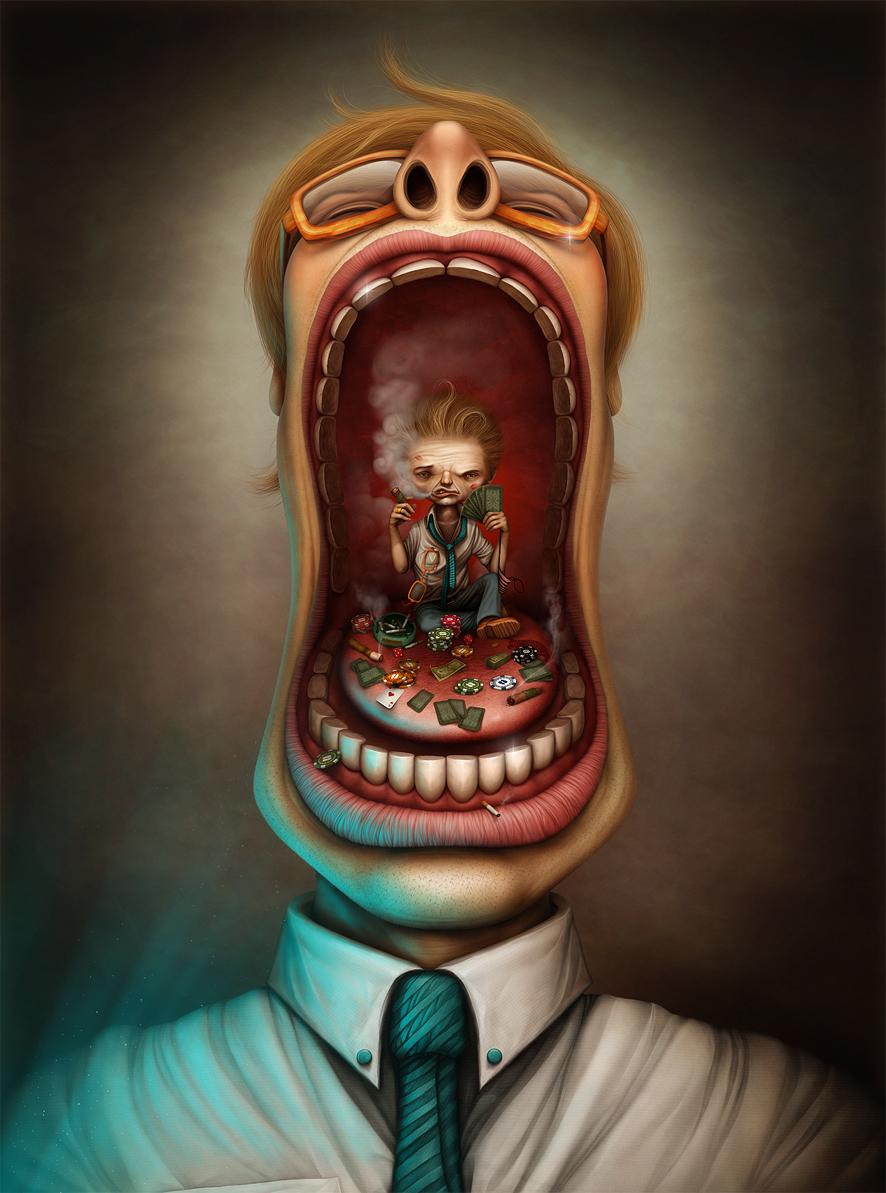 Man by Gloom82