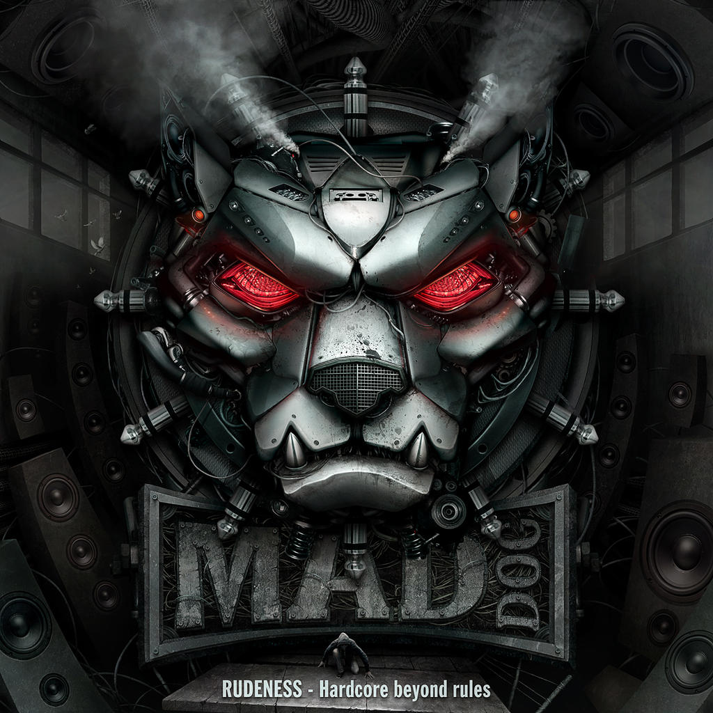 RUDENESS - Hardcore beyond rules by Gloom82