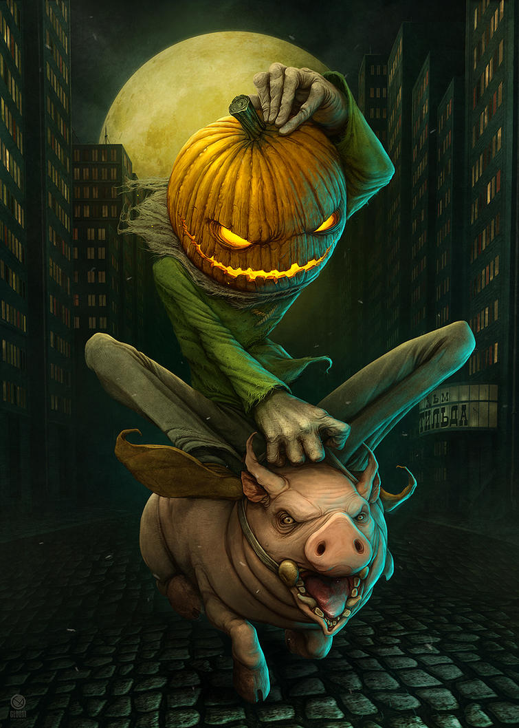 Hi, mr. Jack! by Gloom82