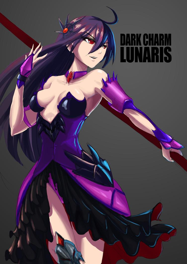 Dark Charm Lunaris by MyTh1C