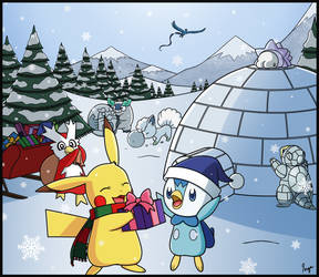 Merry Christmas! by Medusa-the-Eternal