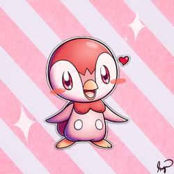 Pinkplup!