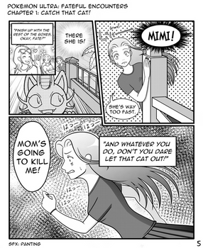 Pokemon Ultra: Fateful Encounters (Page 5)