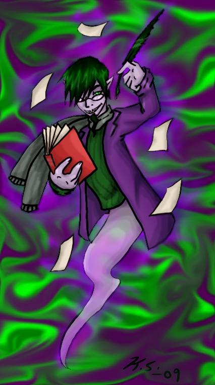 ghostwriter x danny