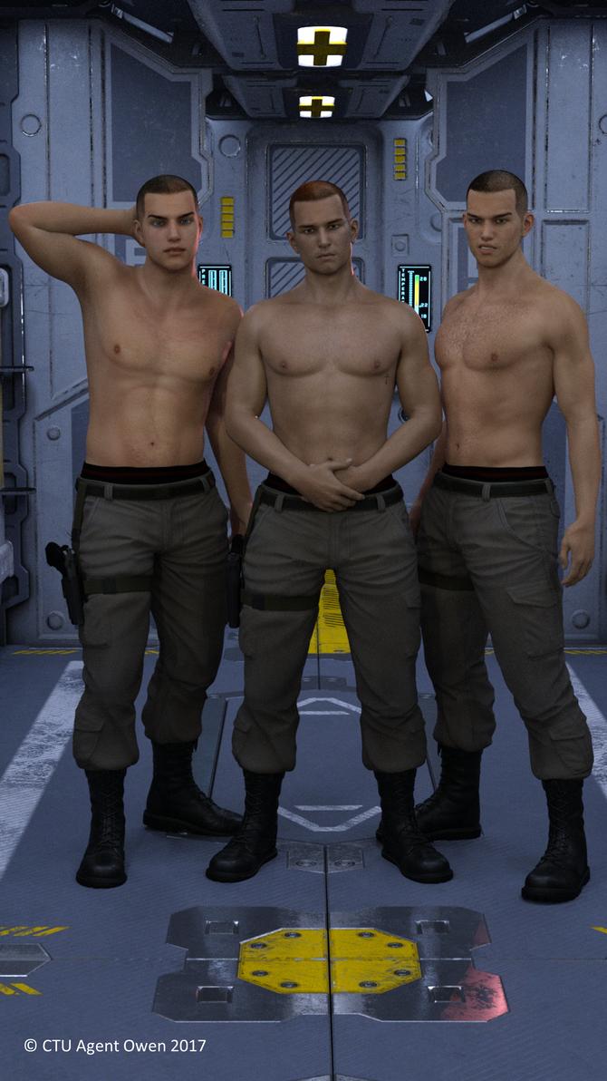 The Barracks by AgentOwen