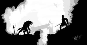 Werewolf vs. Viking