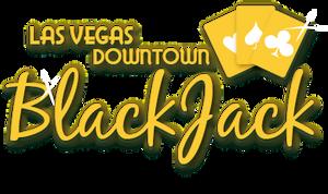 Las Vegas Downtown BlackJack logo