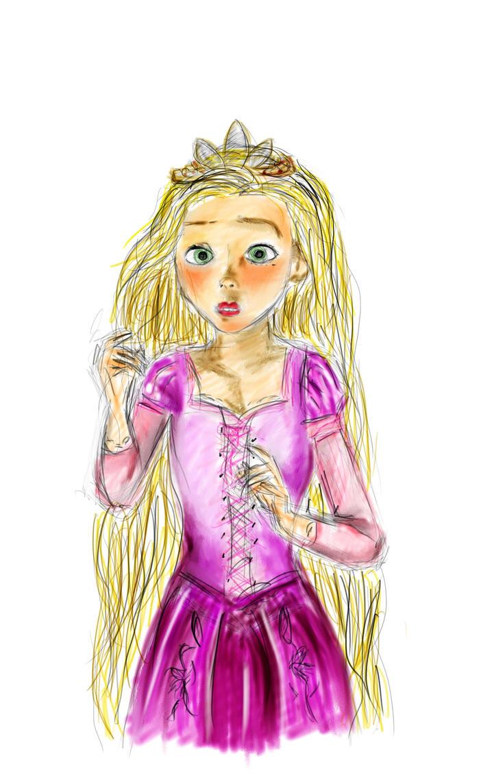 Rapunzel by maja135able