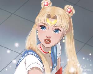 Sailor Moon, #SailorMoonRedraw