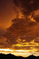 Copper Sky by PatGoltz
