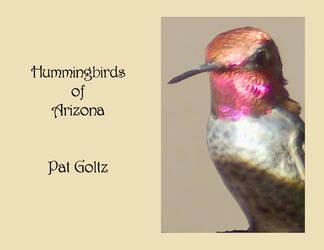 Hummingbirds of Arizona Calendar by PatGoltz