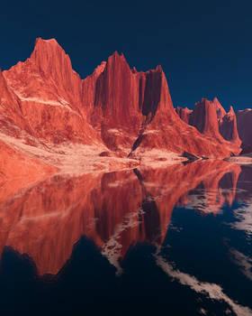 Think of Sunrise in Argentina