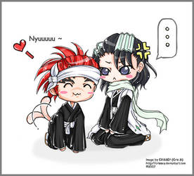 +Renji Loves Byakuya+ by bleach-party