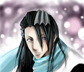 Byakuya by Rikoo-chan by bleach-party