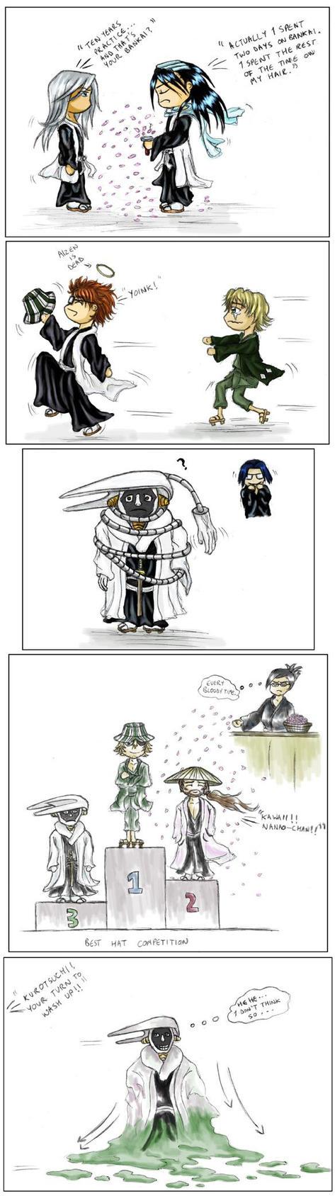Images délirantes. - Page 2 Bleach_Comics___gemesis_by_bleach_party