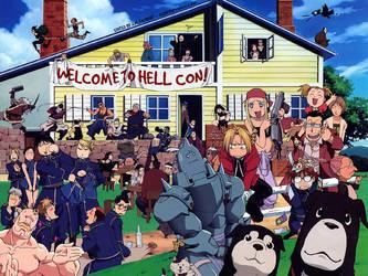 Hell-Con by Fullmetal-Fan-Club