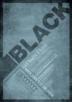 BLACK by luisbordalo