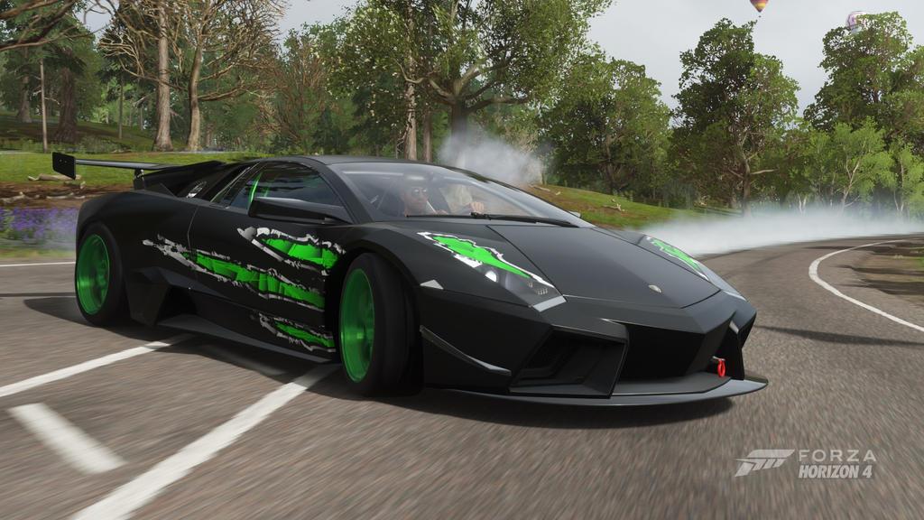 Lamborghini Reventon Fh4 By Vincentwullf On Deviantart