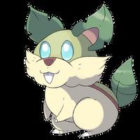 My Region's Starter Pokemon Grouham!