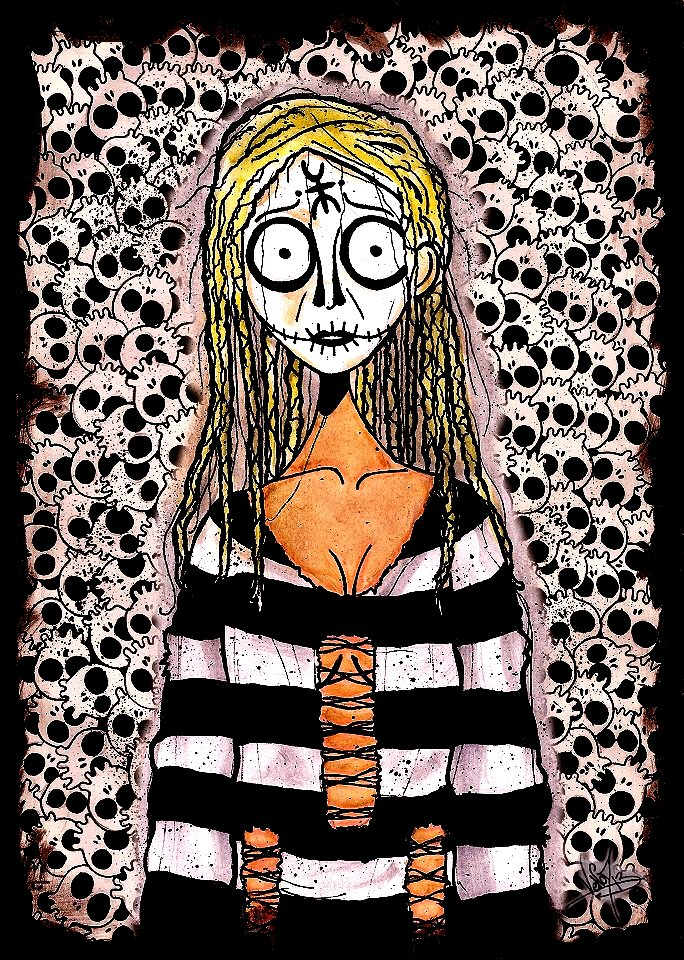 Heidi (The Lords of Salem) by DV-Venom