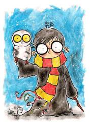 Harry Potter by DV-Venom