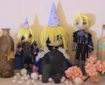 Happy Birthday Dimitri by Dimigurumi