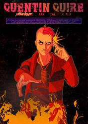X-men: Quentin Quire by Quincy-Sue