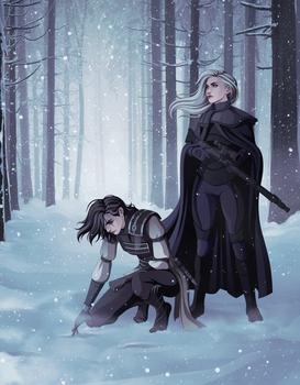 [commissions] OCs: The Hunt