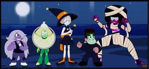 Crystal Halloween by coycoy