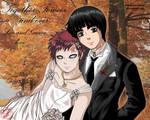 wedding LeeGaara 1