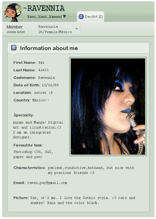 Ravenniia's Profile Picture