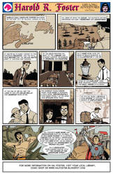 The Life n Times of Hal Foster
