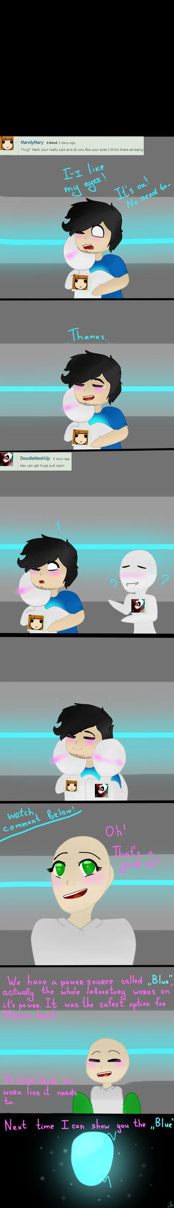 Something from the past (ask) (septiplier) #18 by EvinaRain