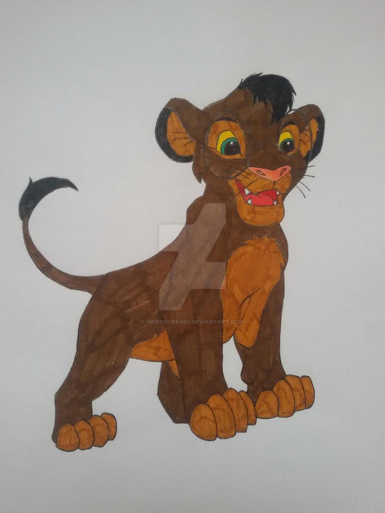 Simba Potter by grievousBABY