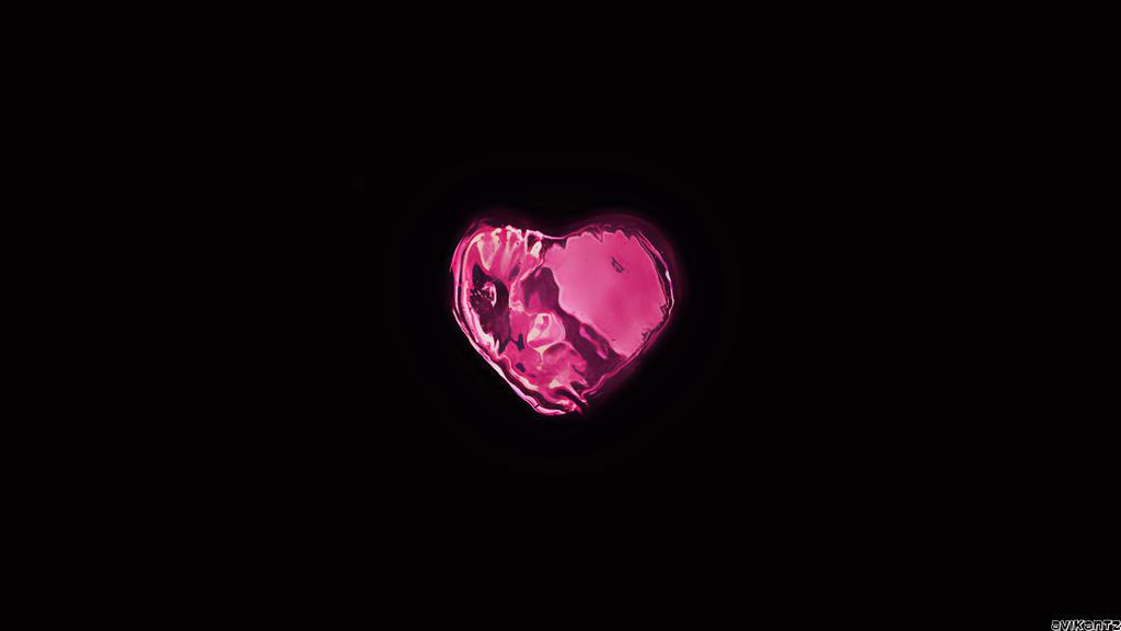 Artistic Heart Wallpaper [3840x2160] by avikantz