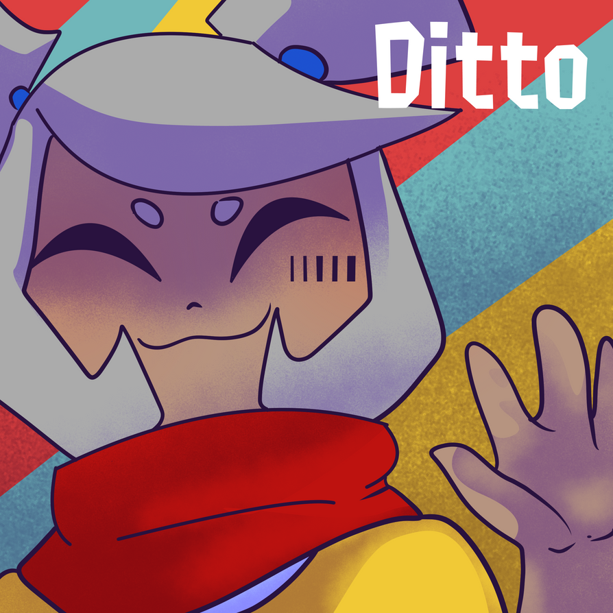 Dittoicon by KingThreshie