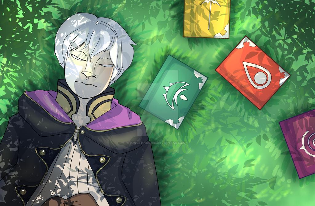 Robin by KingThreshie