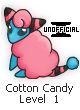 Cotton Candy Mareep by Sag-a