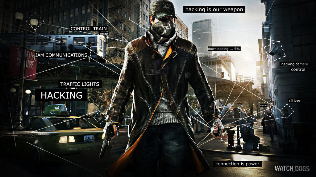 Watch Dogs Wallpaper HD by TigerTarget on DeviantArt