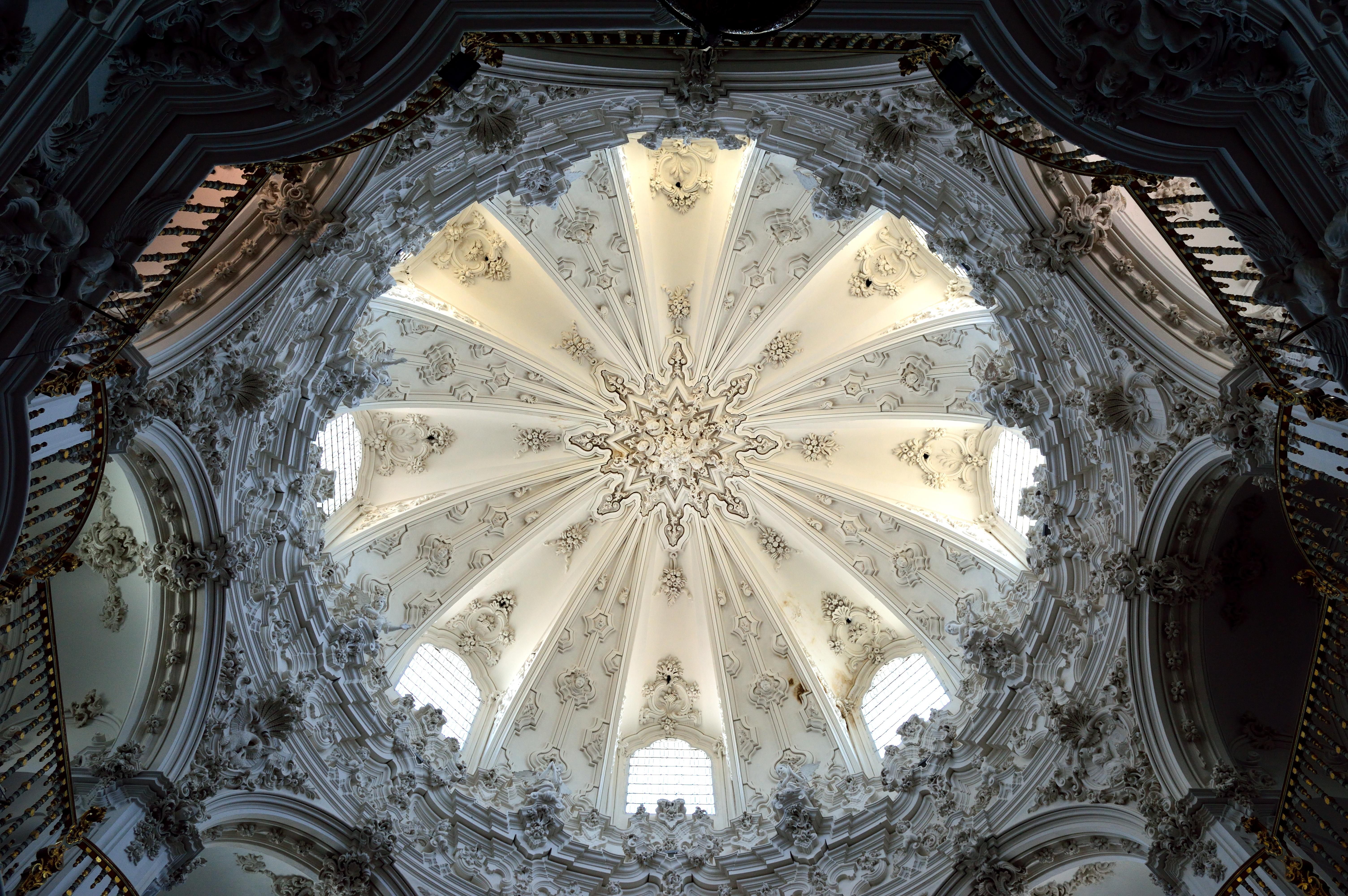 Heavenly fractal...