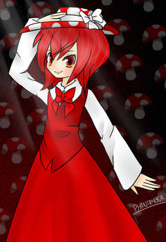 Fantastically Adequate Red Explosion Shroom