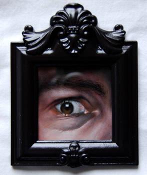Captive 2 (framed)