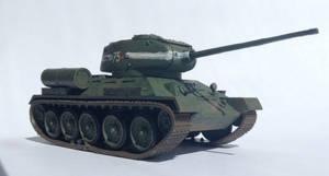 Airfix 1/76 T-34/85