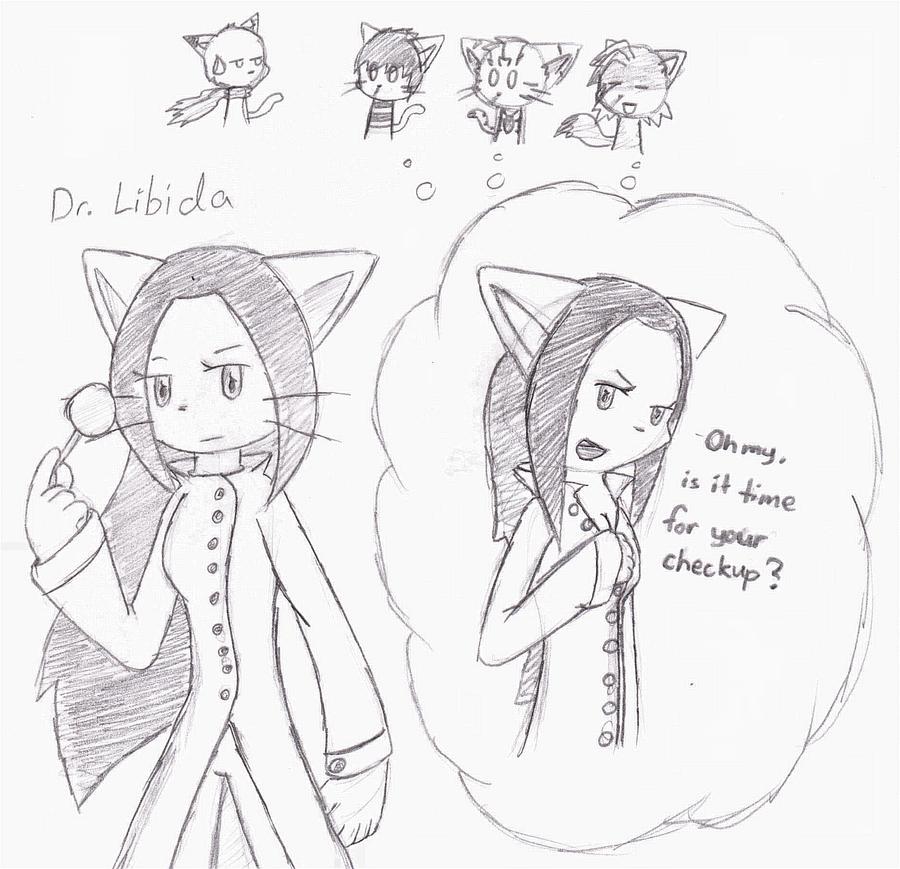 Dr. Libida by VedtheFlameDevil